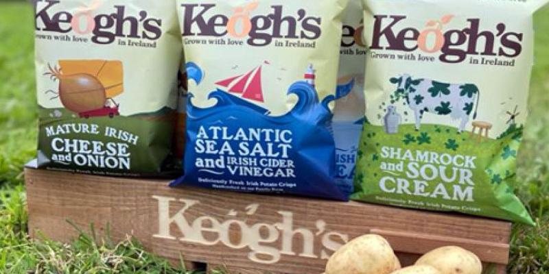 Kehoe's Crisps - Ireland's finest hand cooked crisps from Co. Dublin