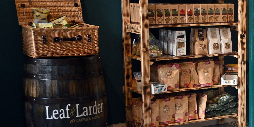 Local Kerry Food Producers showcased at The Leaf & Larder Delicatessen & Bakery Killorglin