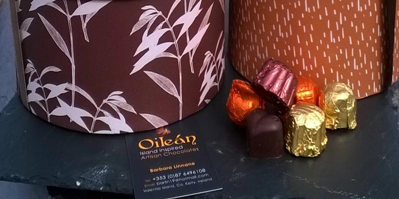 Oileán Artisan Chocolates, Valentia Island, Co. Kerry