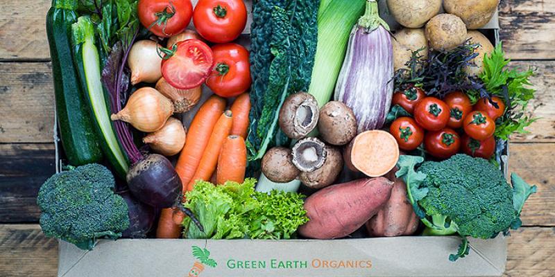 Rocket Deliveries - Green Earth Organics